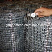 Fábrica direta de fornecedor de malha soldada galvanizada e barata