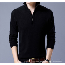 PK18ST085 halb Zip Pullover Mann Pullover Pullover