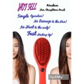 Hairbrush Straightener Handy Design