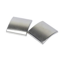 Factory hot sale neodymium arc magnet