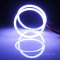 80mm 100mm 115mm 125mm LED Xenon White Halo SMD Angel Eye