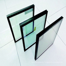 High Quality Aluminium Glass for Windows Curtain Wall Factory Supply Double Glazed Glass reflective insulated glass