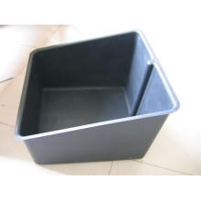 Custom Plastic Square Pot