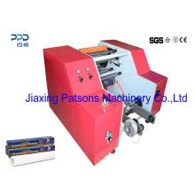 Machine d'enroulement de papier de cuisson sans noyau
