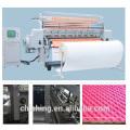 Высокая скорость Компьютеризированная промышленная выстегивая машина для постельных принадлежностей одеяло и матрас