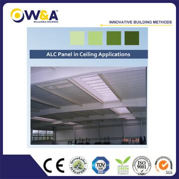 (ALCP-150) Painel de parede leve AAC de concreto leve e painéis de parede ALC