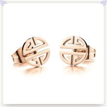 Accesorios de moda Joyería de moda Pendiente de acero inoxidable (EE0132)