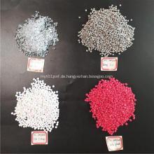 PVC-Verbundgranulat für Rohrhaftfolie