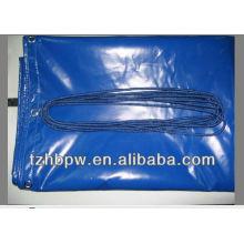 Tailor Made PVC Tarps mit Öse und Seil