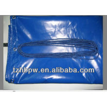 Lonas de PVC a medida con ojal y cuerda