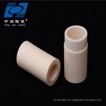 99 al2o3 tubo de cerámica de óxido de aluminio cerámico de alúmina