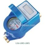 Rf Type ,ic Card ,prepaid,intelligent Water Meter