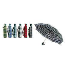 Überprüfen Sie kompakte automatische Regenschirme (YS-3FA22083425R)