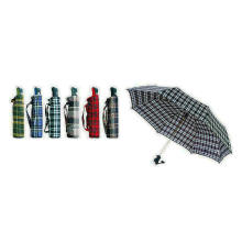 Check Compact Automatic Umbrellas (YS-3FA22083425R)
