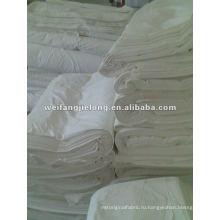 забивая ткани для джинсы