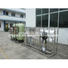 Machine de lavage d'eau de lavage de Jean avec le système d'osmose d'inversion