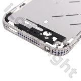 Crystal Diamond Mid Benzel Frame For iPhone 4S