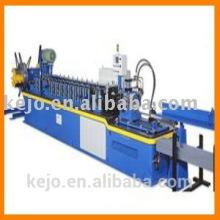 Doppelschicht gewelltes Metalldach / Wandpaneel hydraulische Presse Kaltwalzformmaschine