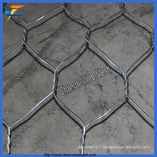 High Quality Low Carbon Steel Wire Gabion Mesh