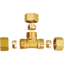 Brass Tee Fitting (a. 0463)