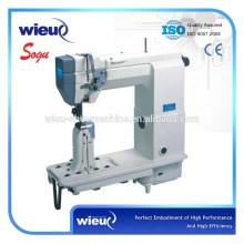 Xs0054 Heavy Duty Single Needle Postbed Shoe Upper Leather Lockstitch Industrial Sewing Machine