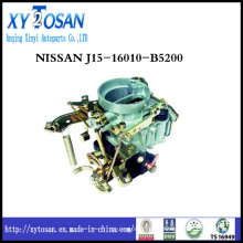 Engine Carburetor pour Nissan J15 16010-B5200