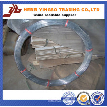 Fil de fer galvanisé par vente chaude d'ISO9001 (vente chaude)