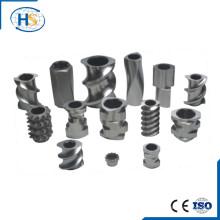 Bimetálico de doble tornillo de barril para la máquina de extrusión de plástico Precio