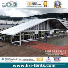 20m Arch Big Outdoor Party Zelt mit Galss Wände für 1000 Personen Veranstaltungen