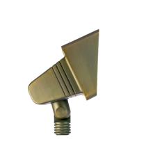 Brass Wall Wash Light