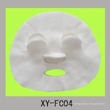 non-tissé viscose jetable ou coton ou fibre de beauté couvre-masque