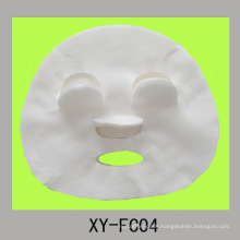 disposable nonwoven viscose or cotton or fiber beauty face mask cover