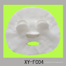 Viscose não tecida descartável ou cobertura de máscara de beleza de fibra de algodão ou fibra