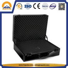 Фабрика цена портативный Алюминиевый чемодан (HT-2110)