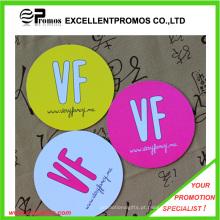 Entrega Rápida Logo Customized Paper Coaster (EP-PC55519)