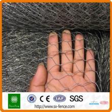 Galvanized/PVC gabion baskets