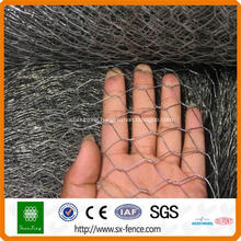 PVC Coated Gabion Wall
