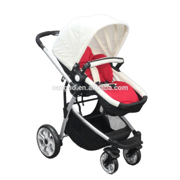 Popular Luxury baby buggy baby carriage with EN1888
