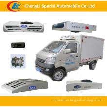 China Foton 4*2 10cbm Refrigerated Truck