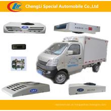 Caminhão refrigerado de China Foton 4 * 2 10cbm