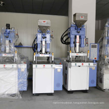 Plug Making Plastic Molding Vertical Injection Machine Factory