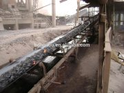 High Temperature Resistant Rubber Conveyor Belts for power station