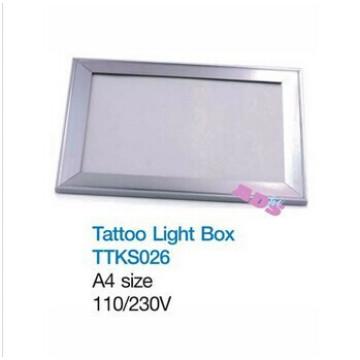 LED art artisanat tatouage graphiques traçage boîte de lumière pour le dessin