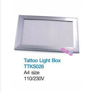LED art craft tattoo graphics tracing light box for drawing