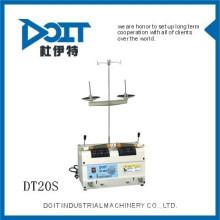 DT20S machine de distribution de fil de structure simple et fine