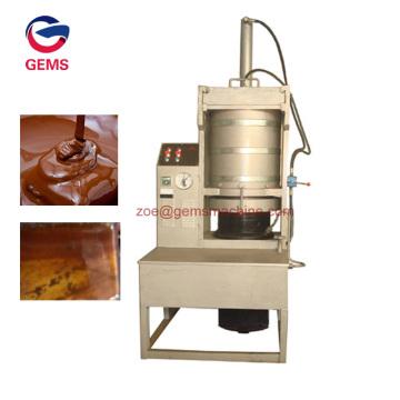 Prensa de aceite de manteca de cacao Prensa hidráulica de licor de cacao