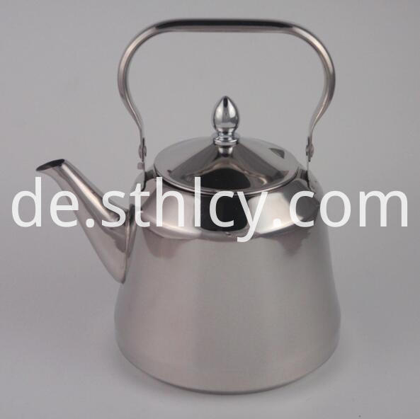Stainless Steel Kettle Health