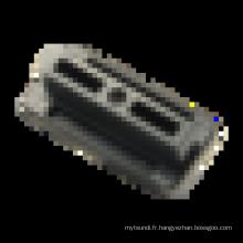 Clip plastique T pour plate-forme