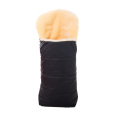 Soft Warm Sheepskin Baby Stroller Footmuff