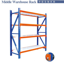 Standard Metal Warehouse Pallet Racking